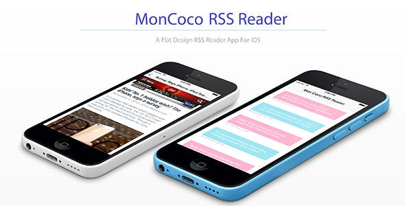 Moncoco-RssReader v1.2 - RSS Reader for iOS 9