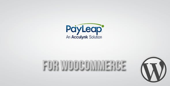 PayLeap Payment Gateway for WooCommerce