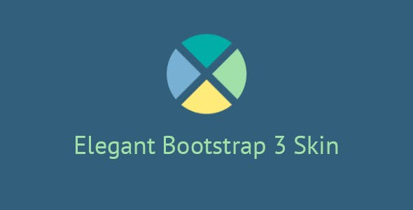 Elegant - Bootstrap 3 Skin