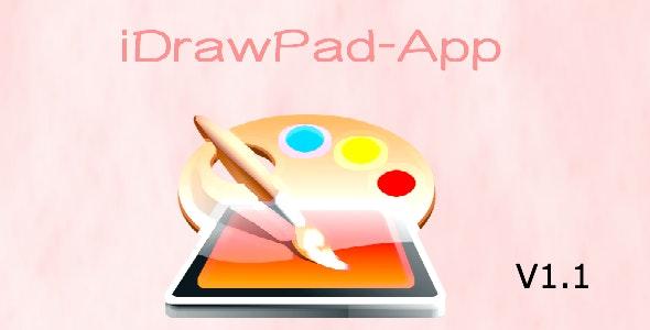 iOS iDrawPad-App - CodeCanyon Item for Sale