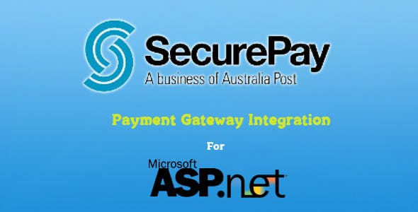 SecurePay Payment Gateway for ASP.Net