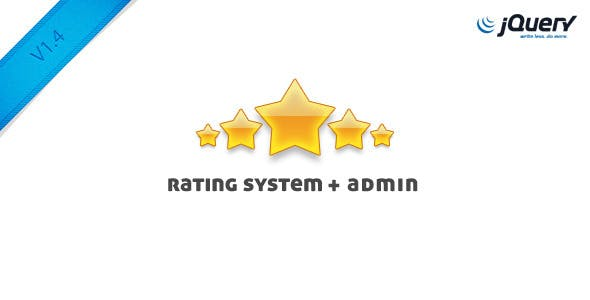 Skinnable Rating System + Admin Area