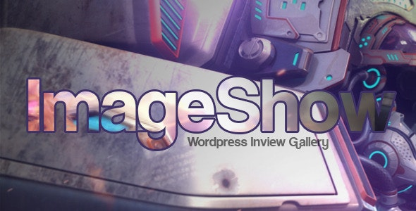 ImageShow - Wordpress InView Popout Image Gallery  - CodeCanyon Item for Sale