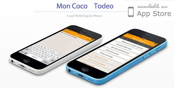 Moncoco-Todeo V2.0 - iAd - TO DO App for iOS 9 - CodeCanyon Item for Sale