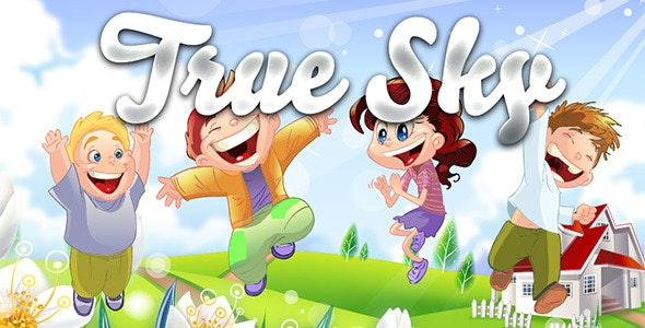 True Sky - Game - CodeCanyon Item for Sale