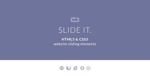 Slide It. - Sticky & Sliding Elements in Tabs