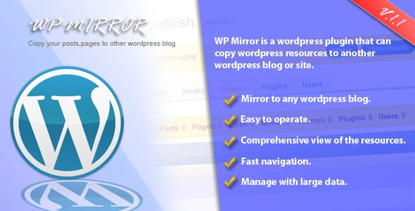WP Mirror