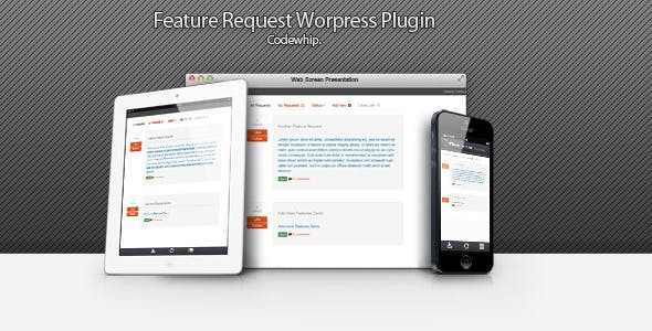 Wordpress Feature Request Plugin
