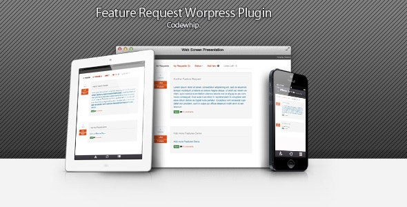 Wordpress Feature Request Plugin - CodeCanyon Item for Sale