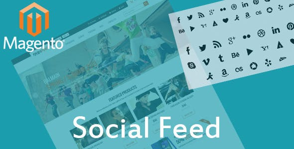 Social Feed - Sliding Tabs Media
