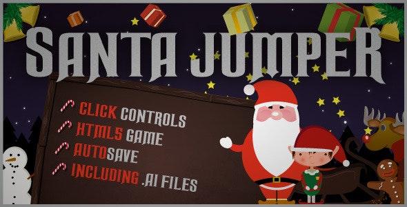 Santa Jumper - CodeCanyon Item for Sale