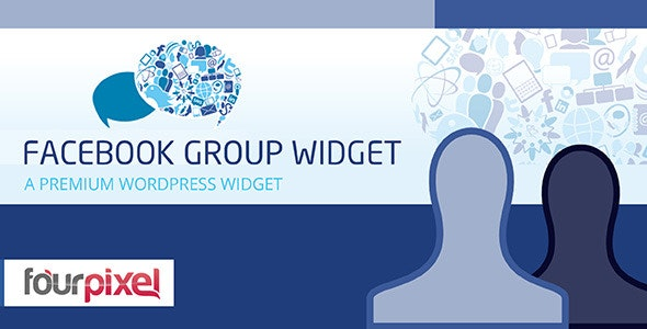 Facebook Group Widget - CodeCanyon Item for Sale