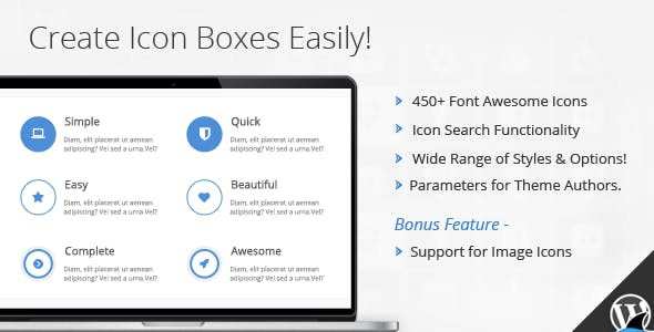 Icon Box for WPBakery Page Builder