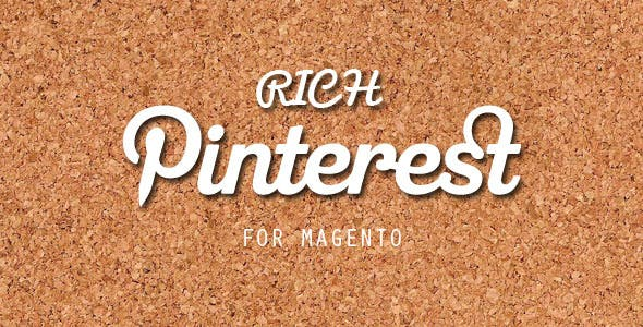 Rich Pinterest for Magento