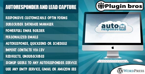 Autoresponse Pro - Email Autoresponder Plugin - CodeCanyon Item for Sale