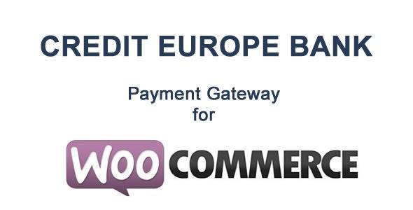 WooCommerce Credit Europe Bank Gateway - CodeCanyon Item for Sale