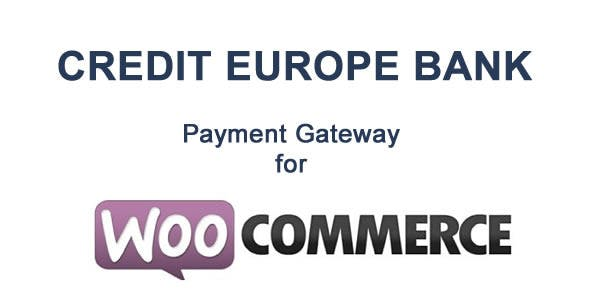 WooCommerce Credit Europe Bank Gateway