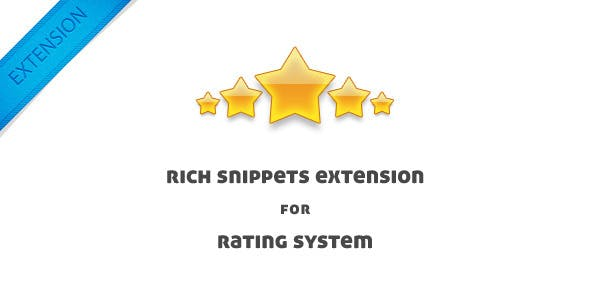 Rich Snippets for Rating System
