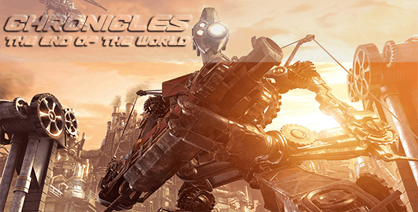Chronicles - HTML5 Top-Down Shooter Kit