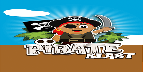 Pirate Blast  - CodeCanyon Item for Sale