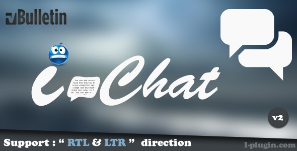 I-Chat for vBulletin - CodeCanyon Item for Sale