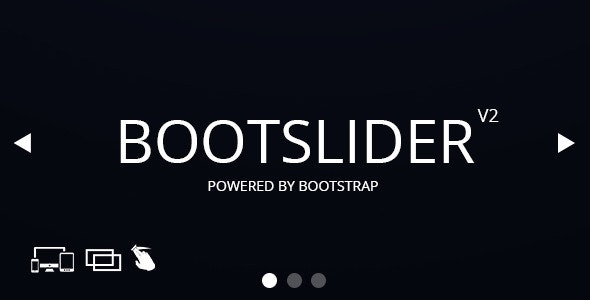 Bootslider - Responsive Bootstrap CSS3 Slider - CodeCanyon Item for Sale