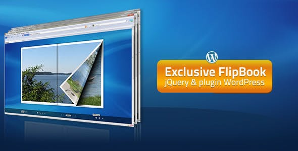 Exclusive FlipBook WordPress Plugin