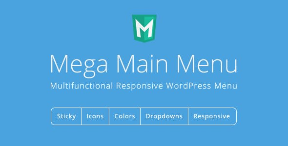 Mega Main Menu - WordPress Menu Plugin        Nulled