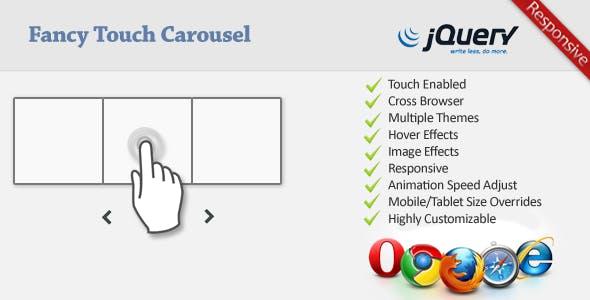 Fancy Touch Carousel