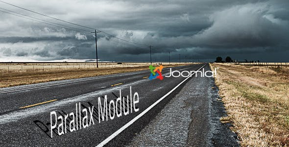 Parallax module joomla 3.x - 2.x