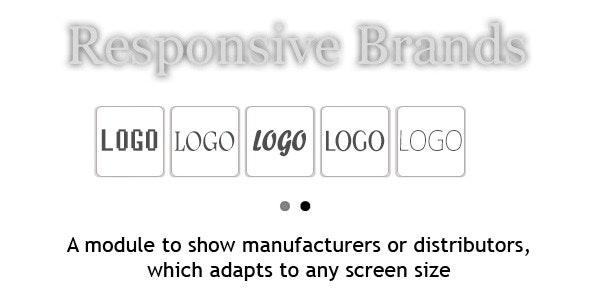 Prestashop ResponsiveBrands Module - CodeCanyon Item for Sale