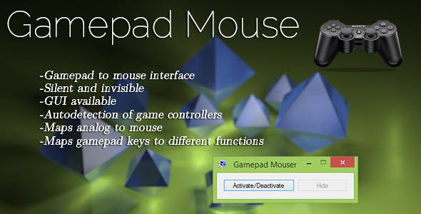 Joystick To Mouse