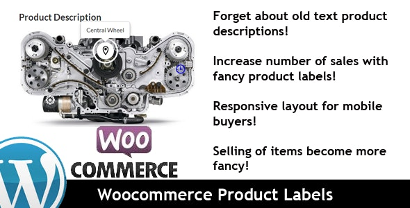 Woocommerce Product Labels - CodeCanyon Item for Sale