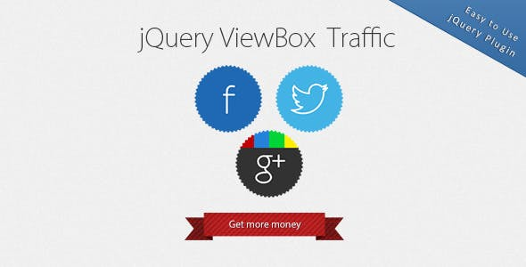 ViewBox Traffic - Lightbox Alternative