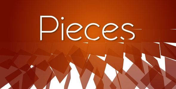 Pieces - Javascript Image Effects