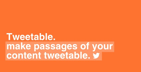 Tweetable