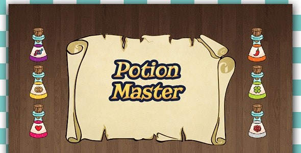 Potion Master - CodeCanyon Item for Sale