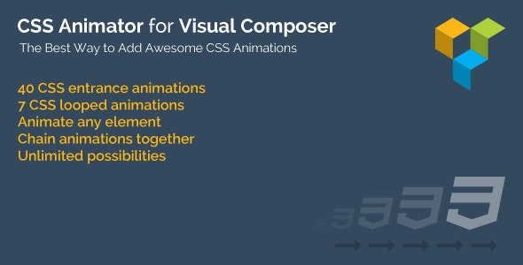 CSS Animator for WPBakery Page Builder (formerly Visual Composer) - CodeCanyon Item for Sale