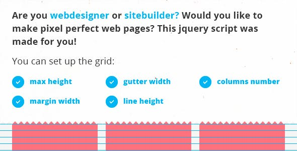 jQuery Grid System