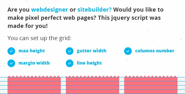 jQuery Grid System - CodeCanyon Item for Sale