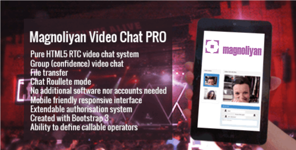 Magnoliyan Video Chat PRO