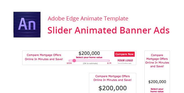 Slider Animated Banner Ads