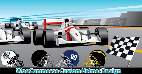 WooCommerce Custom Super Bowl Helmet Designer - CodeCanyon Item for Sale