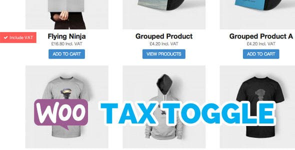 WooCommerce Tax Toggle