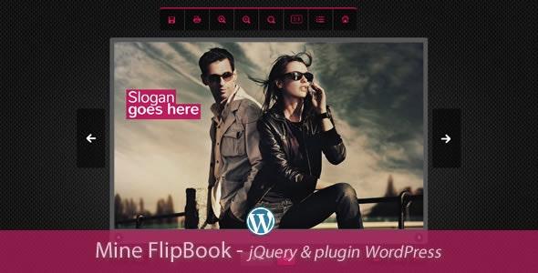 Mine Flipbook WordPress Plugin - CodeCanyon Item for Sale