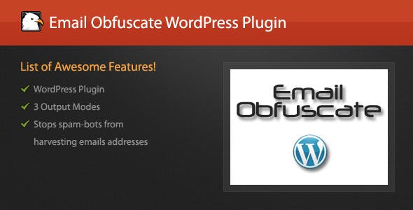 WordPress/jQuery Email Obfuscate Plugin