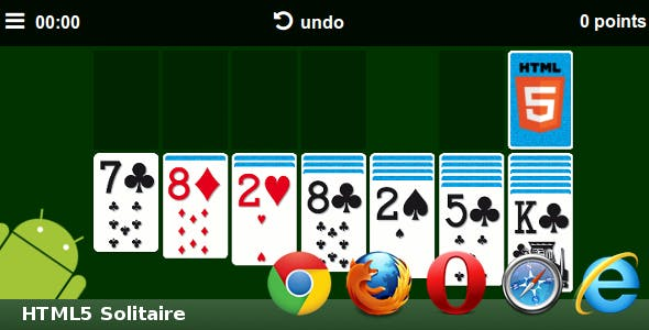HTML5 Solitaire
