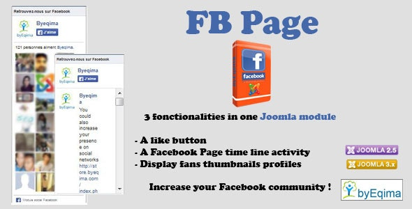 EQ FB Page - CodeCanyon Item for Sale