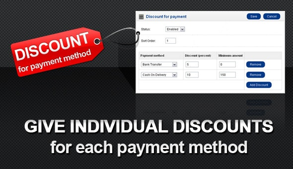 Individual Discounts - CodeCanyon Item for Sale