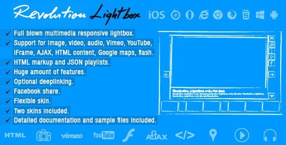 Revolution Lightbox